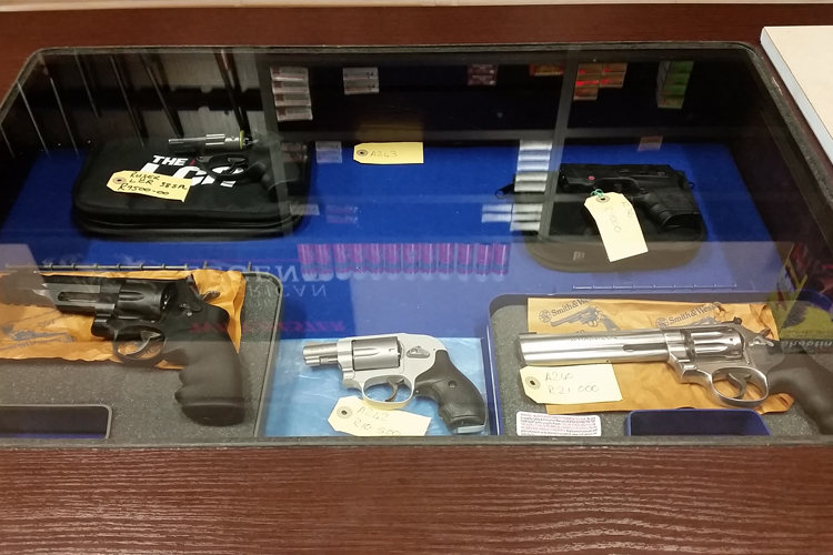 Used Guns for Sale – South Africa | Vos Gun Shop