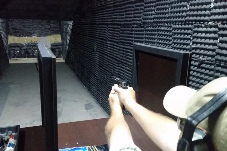 Indoor Shooting Range in Vereeniging – VOS Gun Shop | Vos